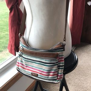 Relic by Fossil Evie Stripe Purse